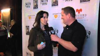 """Pet World Insider """" On the Red Carpet"""" – Whitney Cummings at StandUpForPits.US Foundation Event in Los Angeles"""