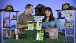 Pet Product TV with Pet Experts Sandy Robins & Robert Semrow – Cat Issues + Natura Petz, Nekochan & The Cat Fancy Cat Bible – Episode 03