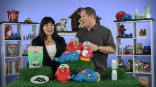 Pet Product TV with Pet Experts Sandy Robins & Robert Semrow – Natura Petz, Hear-Doggy and Merrick Pet Care – Episode 02