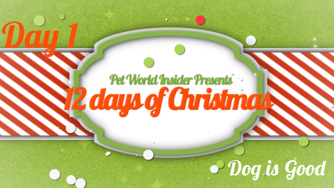 Pet Product TV – Dog Is Good – Twelve Days of Christmas Must Have Pet Products – Day One