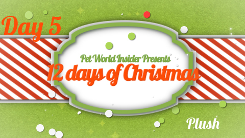 Twelve Days of Christmas – Day Five – Pet Product TV – Plush, A Pet Co. – Plush Blanketed Pet Beds