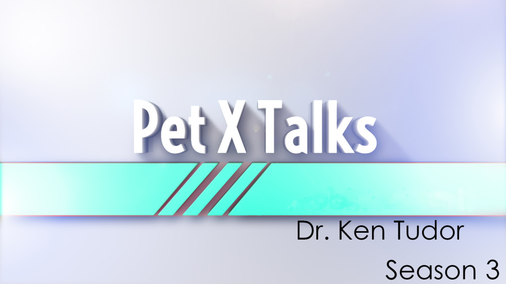 Pet X Talks – Dr. Ken Tudor – Insects – A New Protein For Your Pet Food